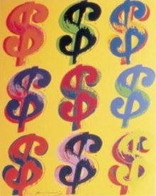 Andy Warhol, Dollar Sign, 1982