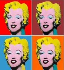 Andy Warhol, Marylin, 1962-1967